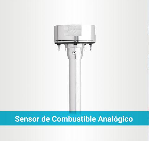 Sensor de consumible análogico
