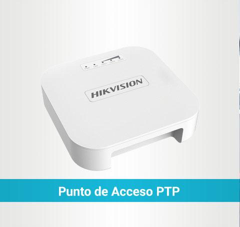 Punto de acceso PTP